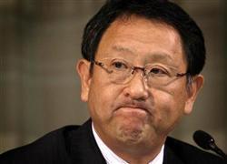 就任すぐ 豊田章男社長 アメリカ議会の厳しい公聴会で追及を受ける