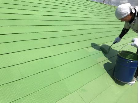 熱交換塗料は地球温暖化と長寿命化に貢献