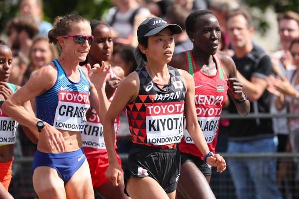 2012年真夏のロンドン女子マラソン