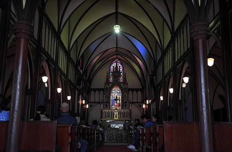 大浦天主堂 会堂