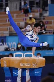 日本体操 新星 橋本大輝 金メダル