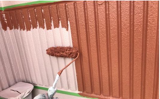 熱交換塗料は濃い色でも効果を発揮
