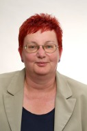 Andrea Suhr, SPD Unterbezirksvorstandsvositzende Oberhavel 2017