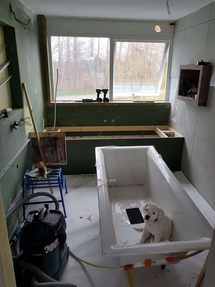 design badkamer maken