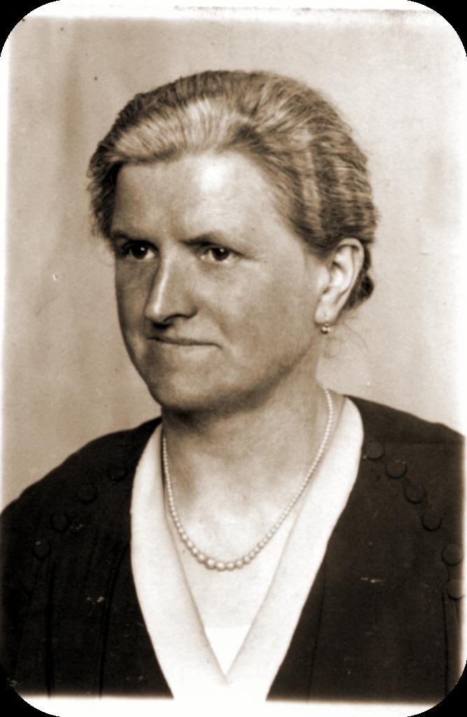 Klara Margarete Katterwe, geb. Walter