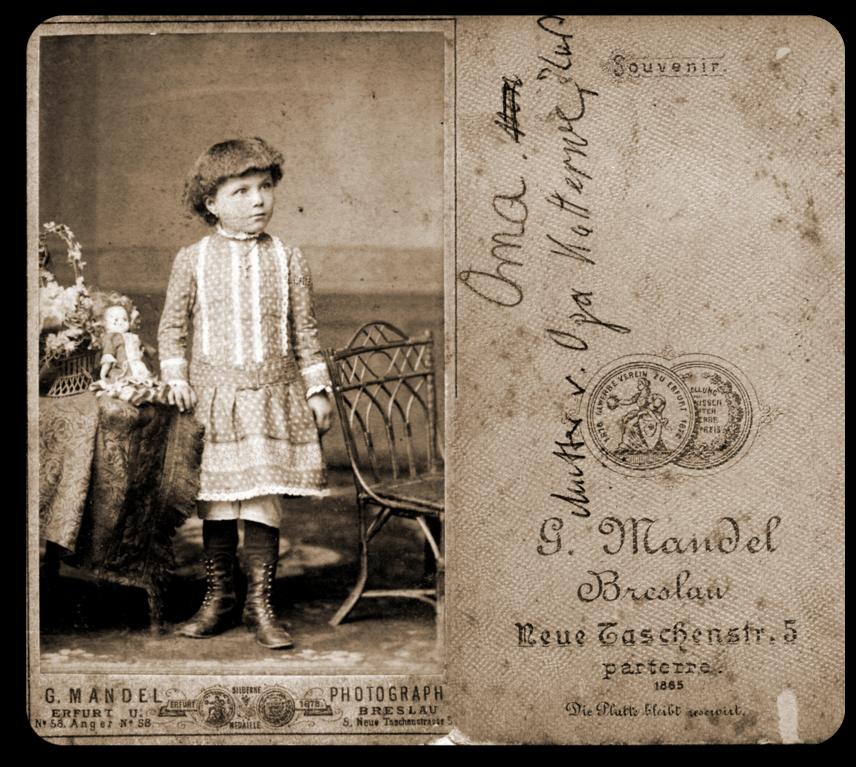 1878-Martha Kleinert geb. Siegmund