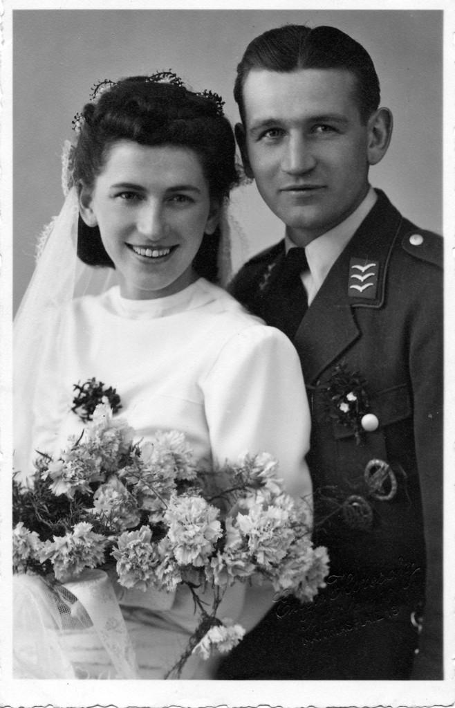 Hildegard Katterwe & Walter Heitner