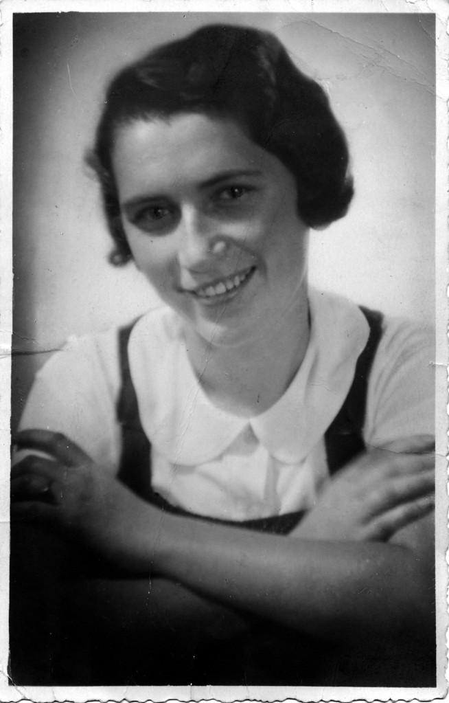Hildegard Katterwe 1936