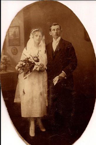 Alfred-Otto Katterwe & Anna Korczyna