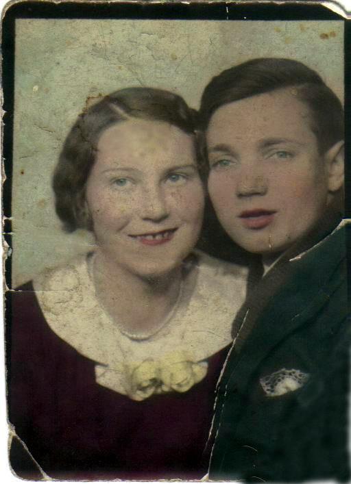 Martha und Hermann Katterwe