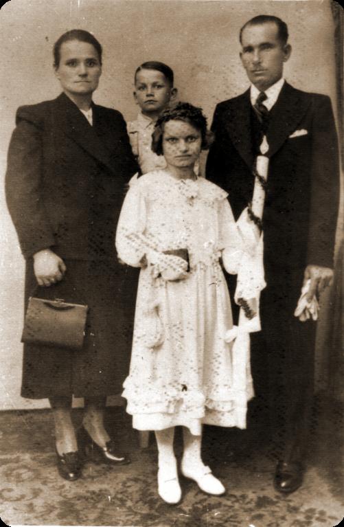 Familie Edward Karl Katerwy