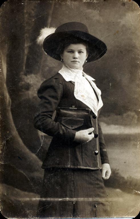 Maria Katterwe geb. Wagner