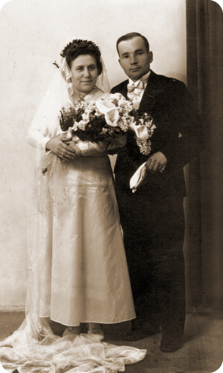 Hermann Katterwe+Gertruda Zaunert