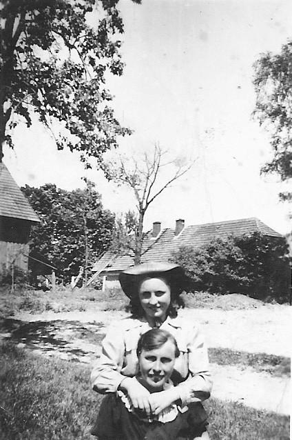 Ruth und Emma Katterwe