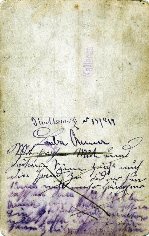 1919 Rückseite