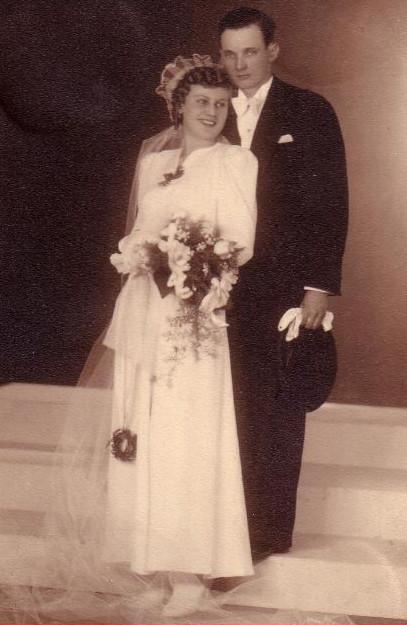 Horst ( Josef ) & Hilda Herman
