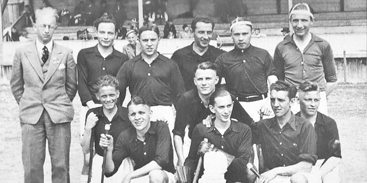 17.05.1936 | Die ersten Herren des KHC beim Auswärtsspiel in Mayen.