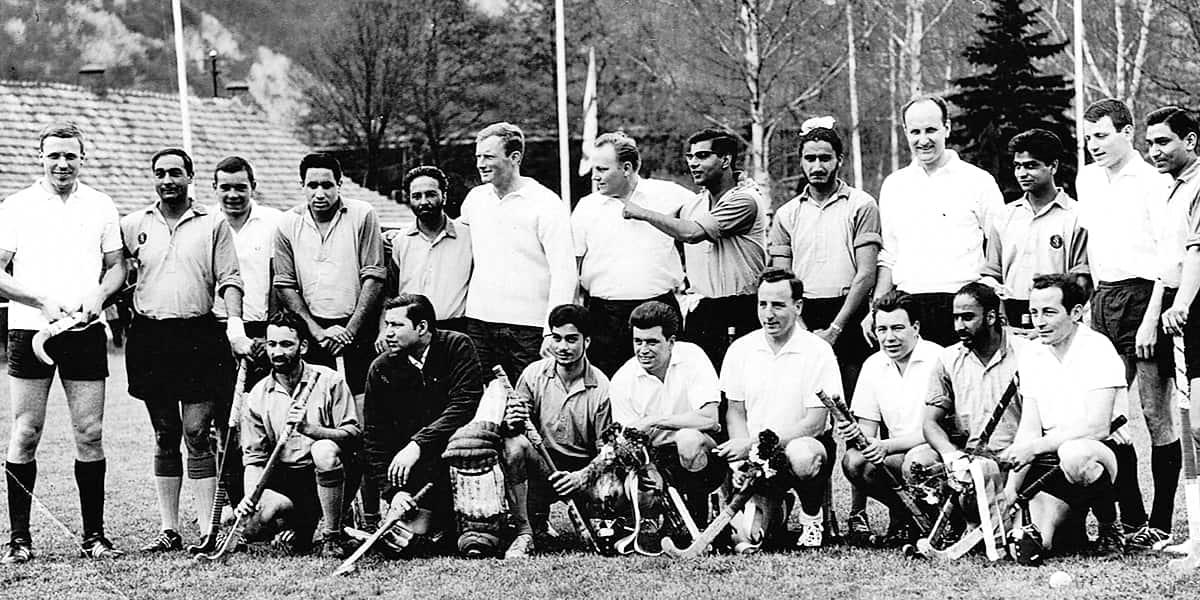 11.04.1966 | Indian Gymkhana London ist erneut zu Gast beim Osterturnier des KHC.