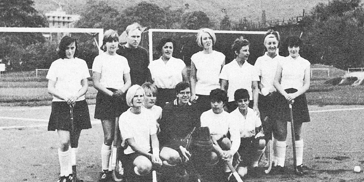 30.06.1966 | Die ersten Damen des KHC sind RPS Meister.