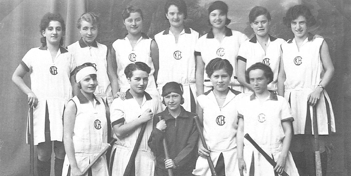 06.06.1929 | KHC Damen 1.