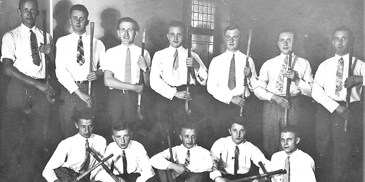 12.08.1928 | KHC Herren 1 bei Alemannia Worms.