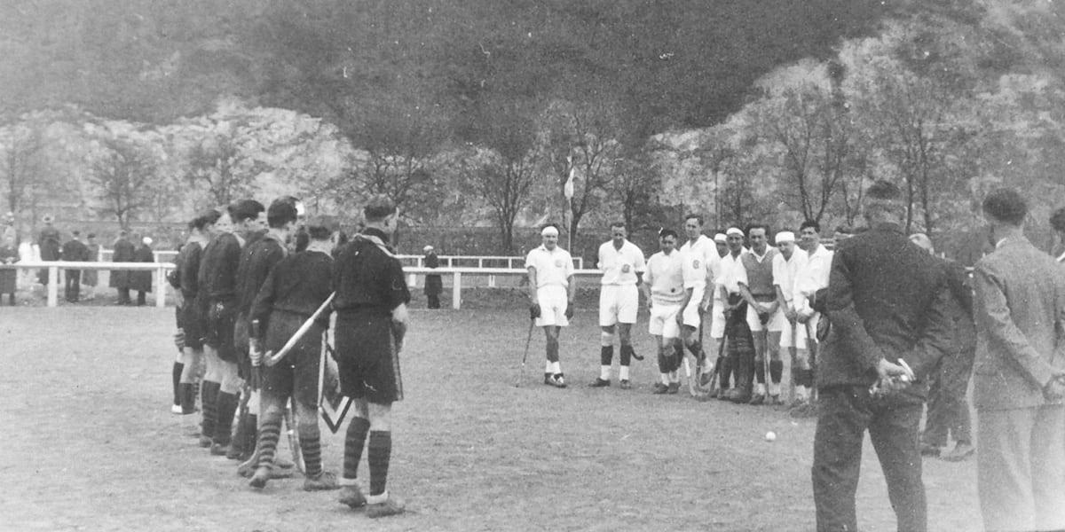 06.04.1931 | Red Sox Zürich zu Gast beim KHC.