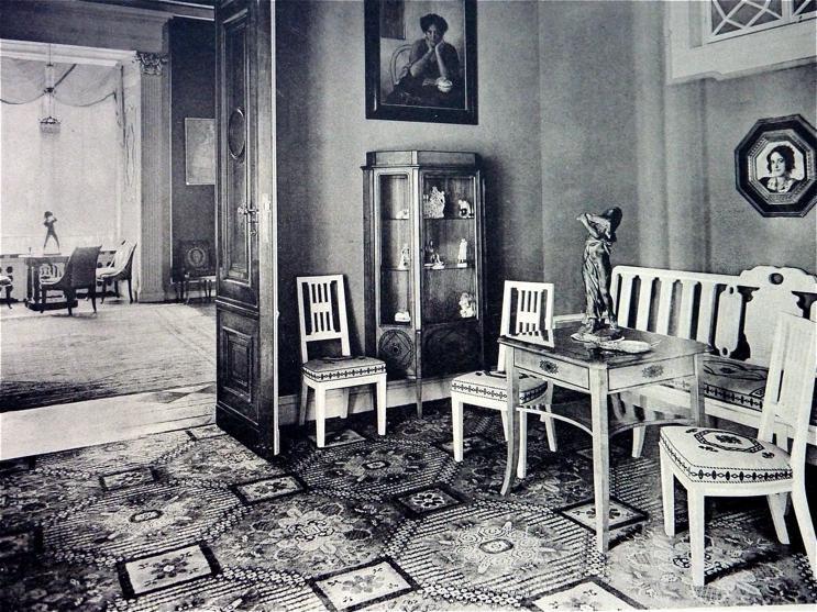 Lingnerschloss 1912