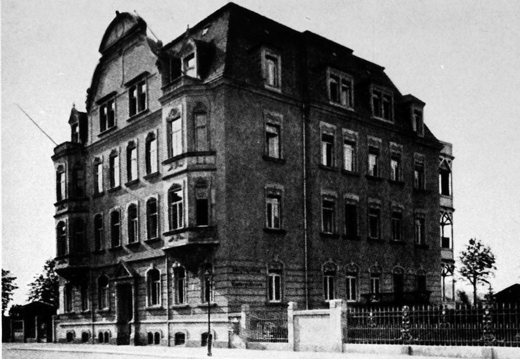 Kinderpoliklinik mit Säuglingsheim (Wormser Str.)