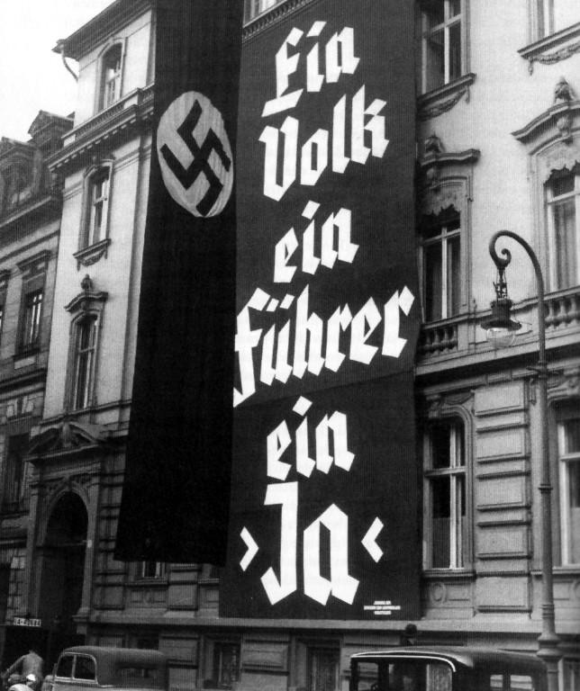 Gebäude, in welchem sich das Politisch wissenschaftliche Archiv in Berlin befand.