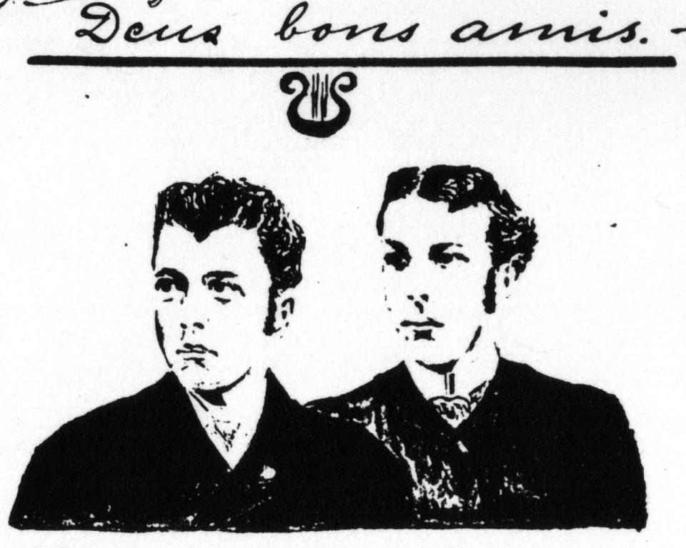 Auszug aus Musikzeitschrift, Paris 1885