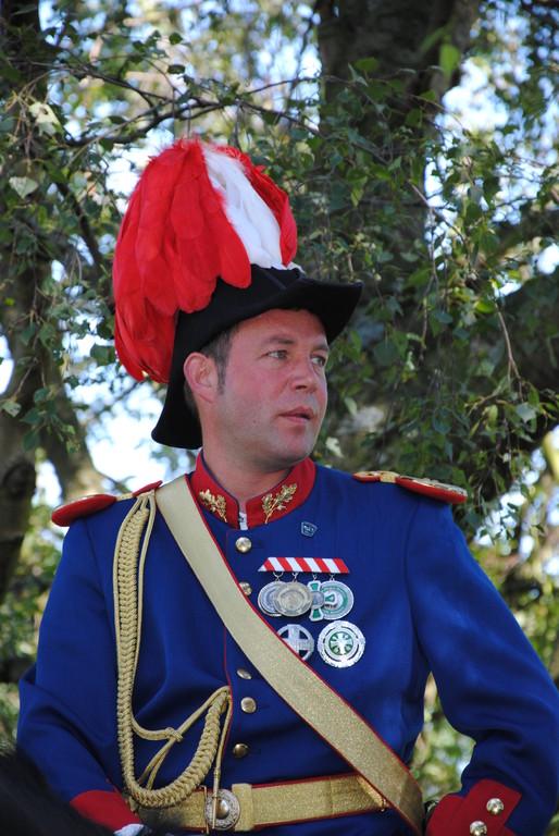 Generaladjutant Norbert Delvos