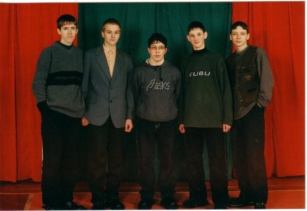 2003 = v-D-v, Bozon, AleXey, Zork, Spen