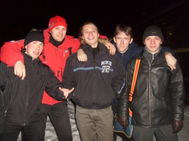 2009 = AleXey, Bozon, Loki, v-D-v, XeNoN