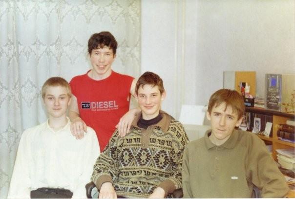 2002 =  Bozon, AleXey, Zork, v-D-v