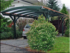 Luxus Carport