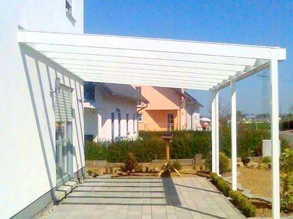 Unterschiedlich Alu-Carport - Terrassendach, Terrassenüberdachung, Carport und  FK58