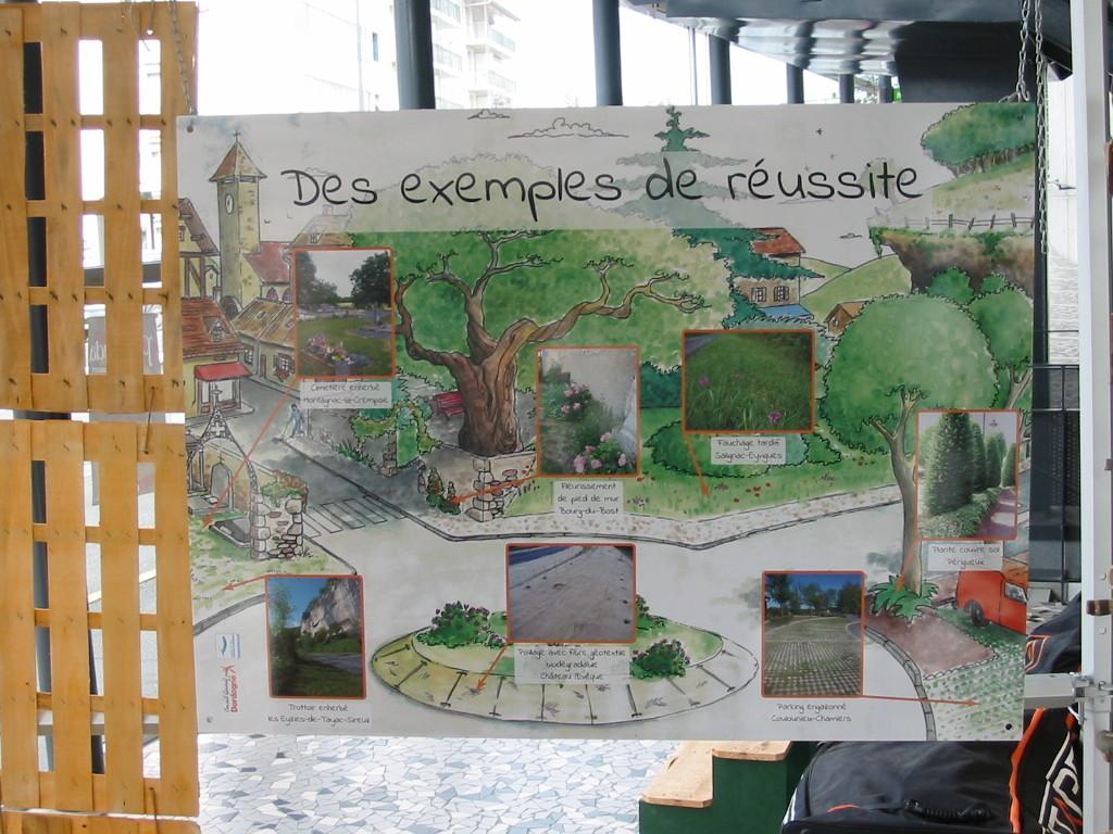 Les exemples de réussite en Dordogne