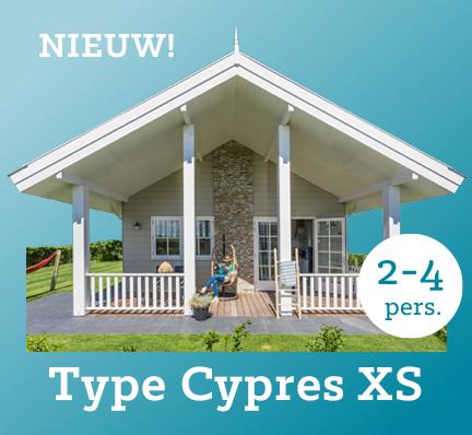 10 persoons bungalow in Noordwijk