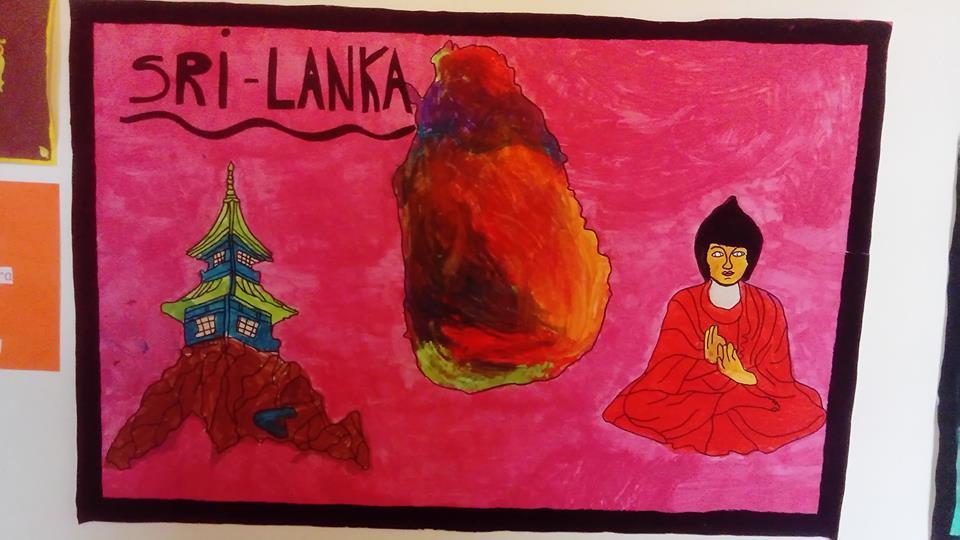 conte du monde Hiya et la cle du bonheur Sri Lanka