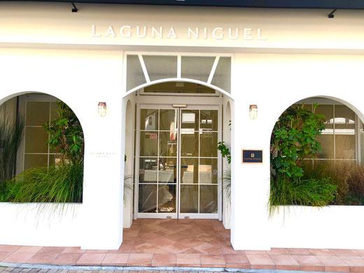 神戸市(兵庫県)のヘッドスパ専門店への経路:右手にGYM&SPA LAGUNA NIGUELさん