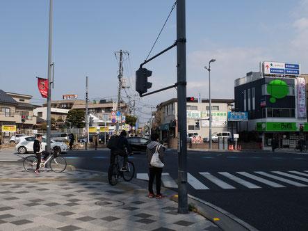 さいたま市(埼玉県)の浦和のヘッドスパ専門店への経路4