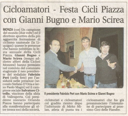 Giornale di Monza del 07-Dic-2010