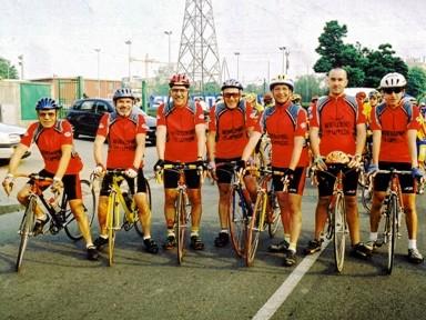 Gruppo Cicloturisti 2001
