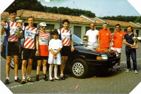 Primo gruppo Cicli Piazza