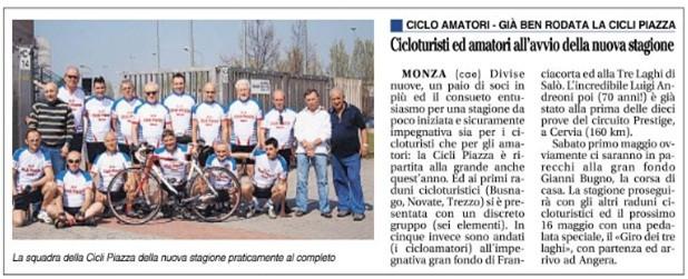 Giornale di Monza del 27-Apr-2010