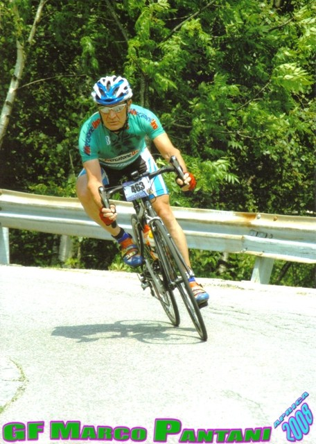 Salvatore C.alla G.F. Marco Pantani