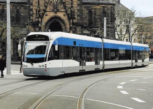 Tram-train de Sarrebrück