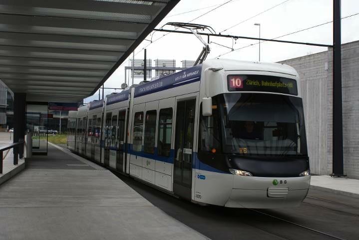 Tram rapide de Glatt (Zurich)