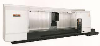 非常に長いワークの高速加工SVC2000L/200-II