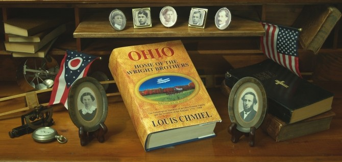 The Genealogical Chroncicle of an Ohio Pioneer Family and the Invention of he Airplane: 1776-1948